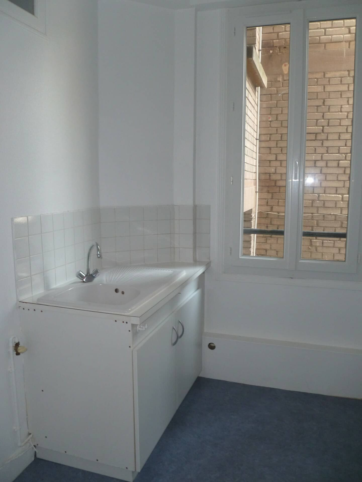 A louer Appartement type F2 Le Havre 216